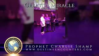 Woman receives creative miracle in her womb and conceives baby: Prophet Charlie Shamp