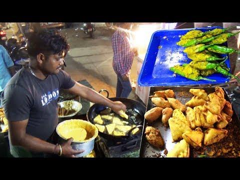 #Yummy! Masala Mirchi Bajji / Bread Bajji | ماسالا ميرشي باجي/ خبز باجي | Street food