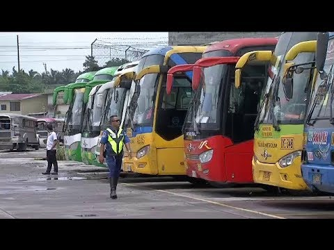 Operators ignore 'voluntary' dry run of provincial bus ban on EDSA