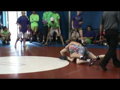 Jake Gromacki (Ragin Raisins) vs. Brian Ruggeri (Lake Erie House Team) 114.mpg
