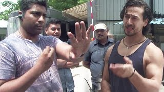 Tiger Shroff's Bodyguard Misbehaves With Media Reporter