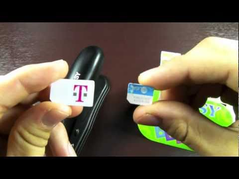 How To Cut Sim & Make a Micro Sim Card For iPhone 4S/4 & iPad 3G 1/2/3