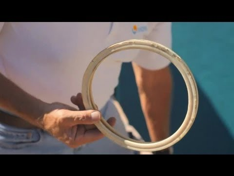 How To Replace A Pool Light Gasket Pool Tips Amp Care