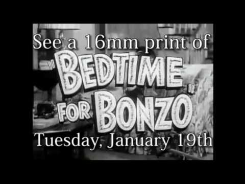 Bedtime for Bonzo is listed (or ranked) 24 on the list The Best Ape Movies