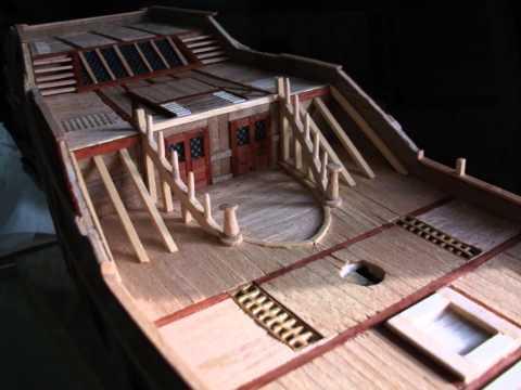 Jackdaw - Assassin's creed 4 Black flag ship model