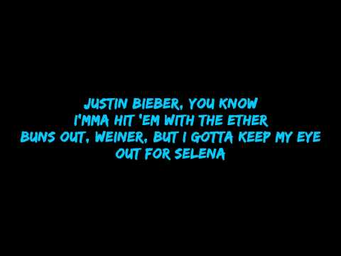 Justin Bieber Feat. Nicki Minaj - Beauty And A Beat (Reidiculous Remix) [Lyrics Video] HD|HQ