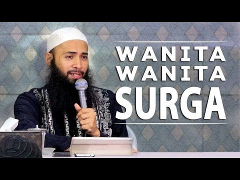 Video Singkat: Wanita-Wanita Surga - Ustadz DR. Syafiq Riza Basalamah, MA