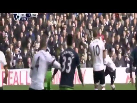 Tottenham Hotspur 2-1 Swansea City (Goals & Highlights) 28/2/2016