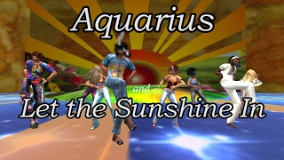 SLDC: Virtual Expressions 2017 – Aquarius / Let the Sunshine In