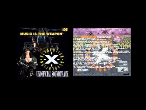 Revolution X Track 2 Club X Exterior