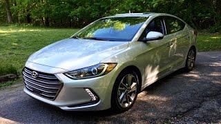2017 Hyundai Elantra – Redline: Review