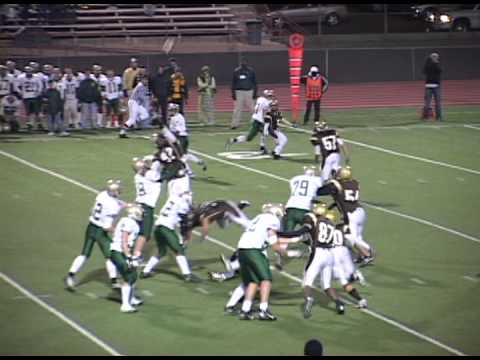 Wide Open Pass Play! Mountain Vista high School