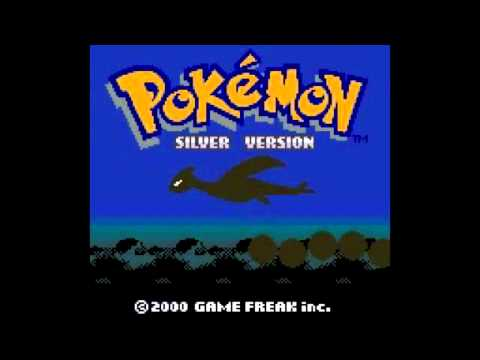 Misc Computer Games - Pokemon Gold Silver Crystal - Lavender Town