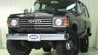 1987 Toyota Landcruiser 60 for sale