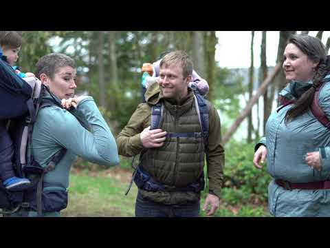 Deuter Presents: How to Adjust a Child Carrier for all Body Types