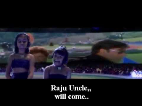 Raju Chacha-Title Song-(Full Song)- (Movie:RAJU CHACHA-2000)...