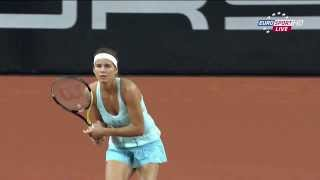 Sexy Tennis Babe Julia Goerges Bouncing Boobs