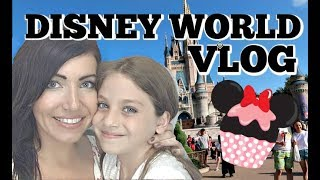 A DAY AT MAGIC KINGDOM DISNEY WORLD!! // 1ST TIME AT BE OUR GUEST // VLOGTOBER DAY 5