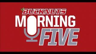 Bucknuts Morning 5: Nov. 9, 2018