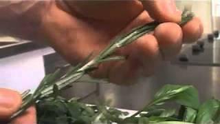 Küchenpraxis: Warenkunde Kräuter
