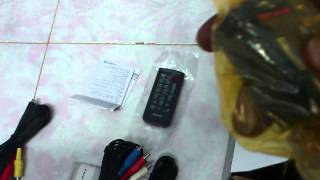 Unboxing Sony HDR-PJ 50 e