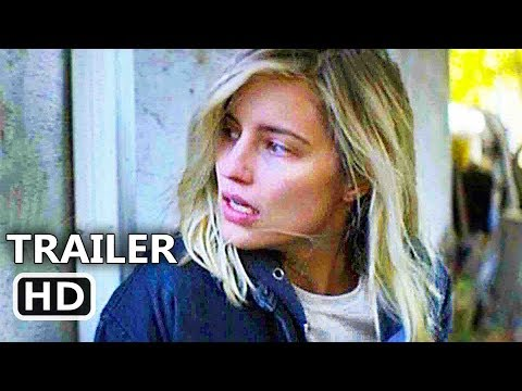 HOLLOW IN THE LAND Official Trailer (2017) Diana Agron Thriller Movie HD
