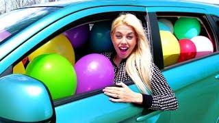 Awesome Balloon Hacks & Prank!!!