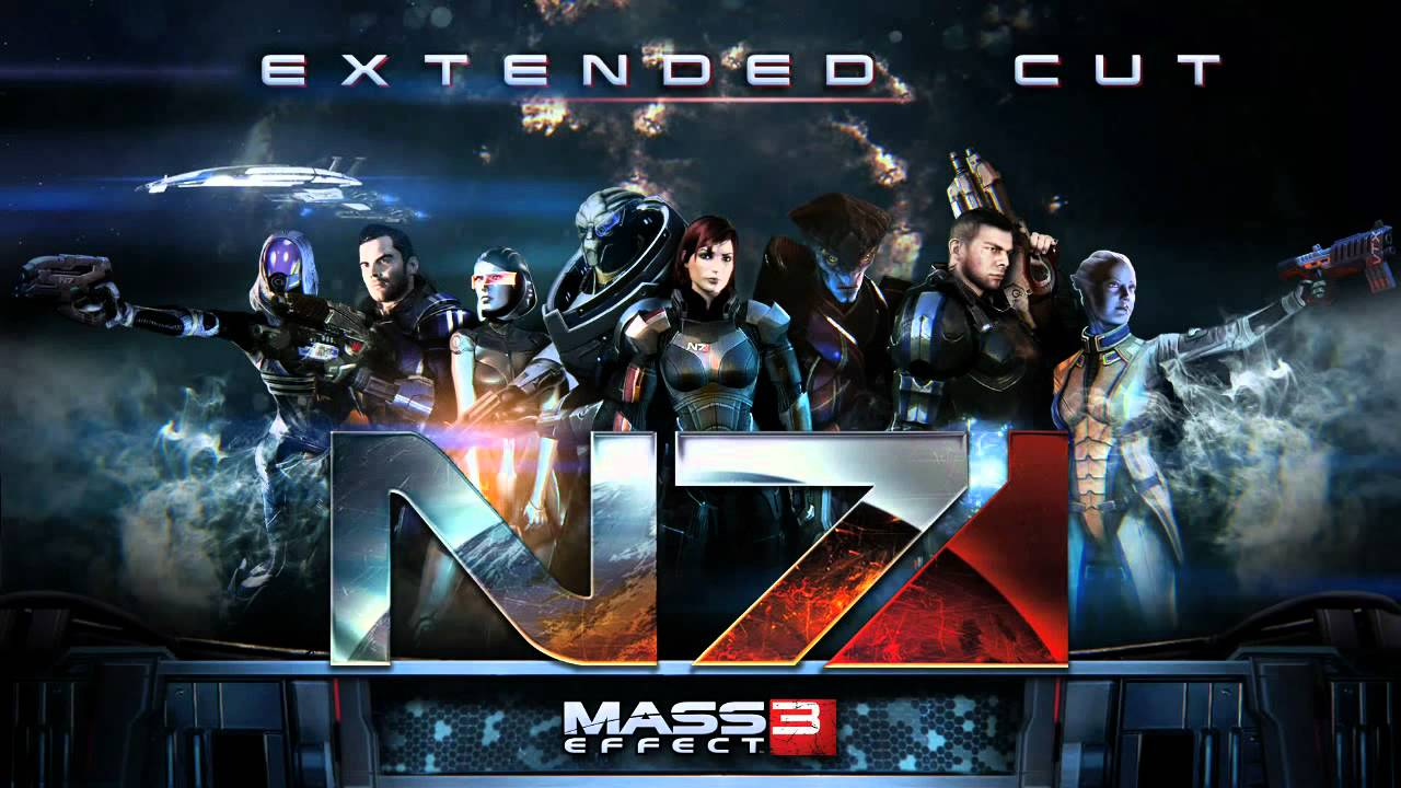 Sam Hulick Mass Effect 3 Extended Cut Soundtrack