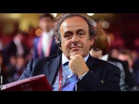 Fifa: Michel Platini to announce presidency bid