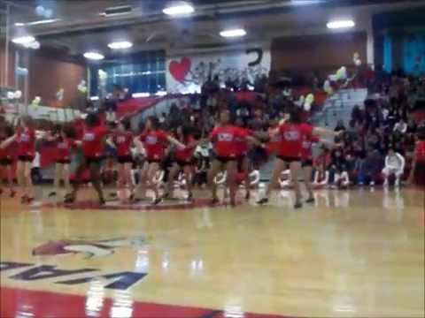 Valley High School J.V Dance Team
