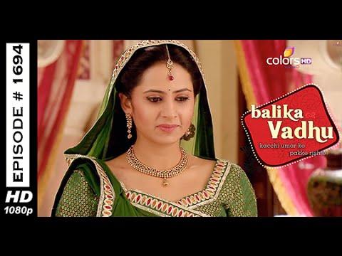 Balika Vadhu - बालिका वधु - 23rd September 2014 - Full Episode (hd) video