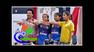 India should become sports-playing nation, says Tendulkar