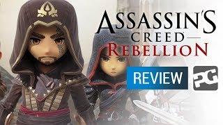 ASSASSIN'S CREED REBELLION | Pocket Gamer Review