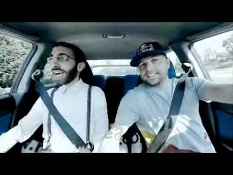 Funny drifts: Guy almost pees his pants !! Drifting with Abdo Fghali