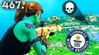 *NEW* SHOT WORLD RECORD..?!! Fortnite Daily Best Moments Ep.467 Fortnite Battle Royale Funny Moments