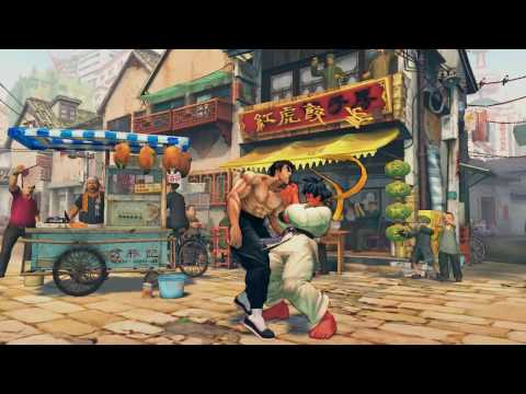 Super Street Fighter IV Makoto Ibuki Dudley and the other new chars