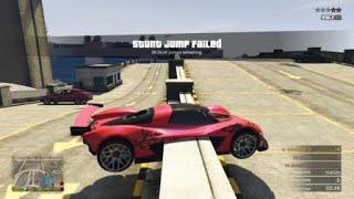 Grand Theft Auto V stunt (I THINK)
