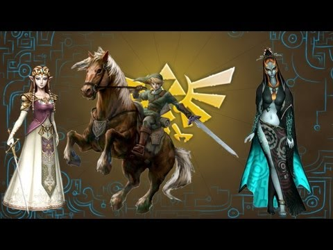 Nostalgia: The Legend of Zelda: Twilight Princess