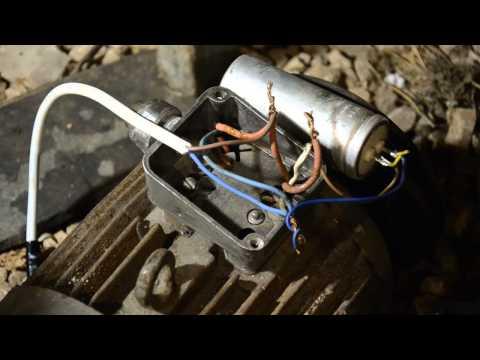двигатель 380 в 220