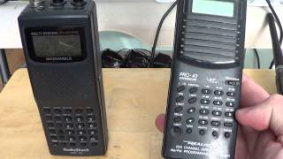 Introduction to the police or radio scanners