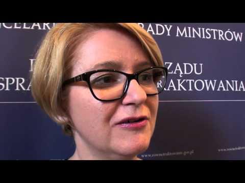 Agnieszka Kozłowska-Rajewicz, Kongres Kobiet 2014