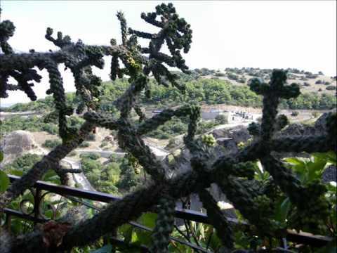 imagini din Grecia Manastirile din Meteora