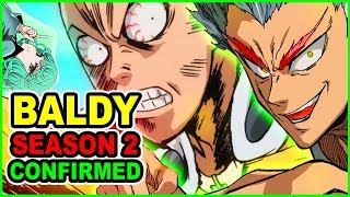 DELAY OVER? ONE PUNCH MAN SEASON 2 RELEASE DATE CONFIRMED! ONE PUNCH MAN SEASON 2 2019