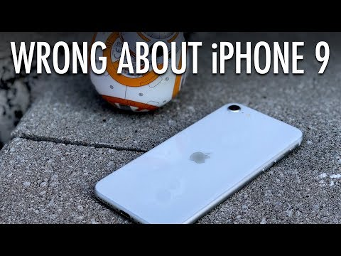 Why They39re WRONG About iPhone 9