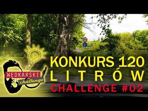 Wędkarski CHALLENGE #02 - Wyzwanie Dla Widzów I Youtuberów Wędkarskich