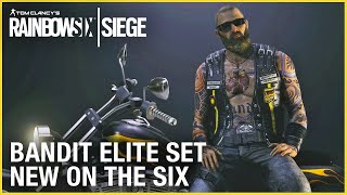 Rainbow Six Siege: Bandit Elite Set - New on the Six | Ubisoft [NA]