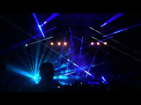 Underworld - Dark & Long (Dark Train) - Southbank Centre, London - 11th October 2014