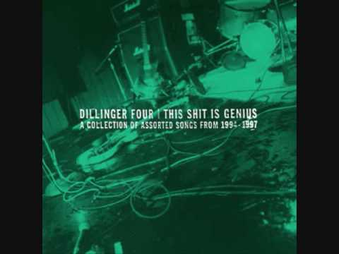 Dillinger Four - Inquiring Minds (Should Read a Book)