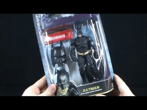 Toy Spot - Mattel The Dark Knight Movie Masters Batman