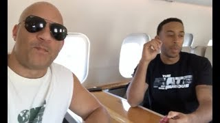 Ludacris & Vin Diesel Side With The Rock In Fast And Furious Fued With Tyrese
